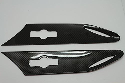 (2) Calandres latérales en fibre de carbone pour FT86 GT86 Scion FR-S