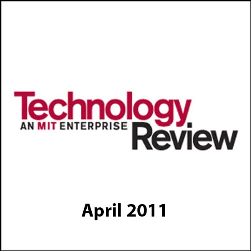 Audible Technology Review, April 2011 cover art