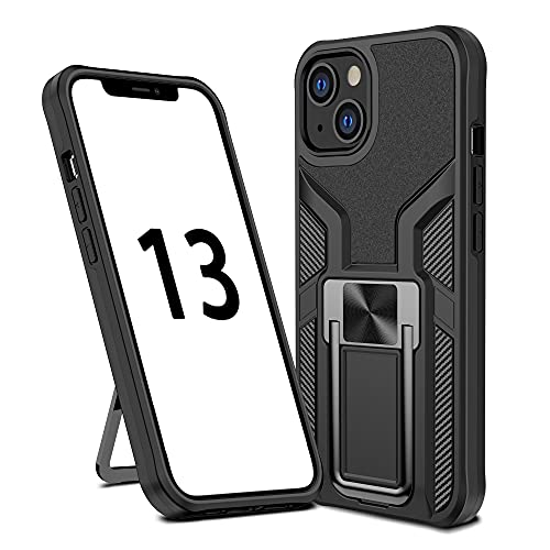Custodia per iPhone 13Pro max/iPhone 13 Pro / IPhone13 / IPhone13 Mini Caso, Mens Boys Cool Phone Case (iPhone 13, nero)