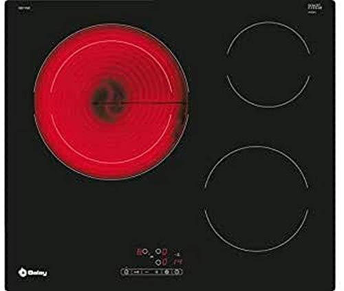 Balay 3EB963FR hobs Negro Integrado 60 cm con Placa de inducción 4 Zona(s)