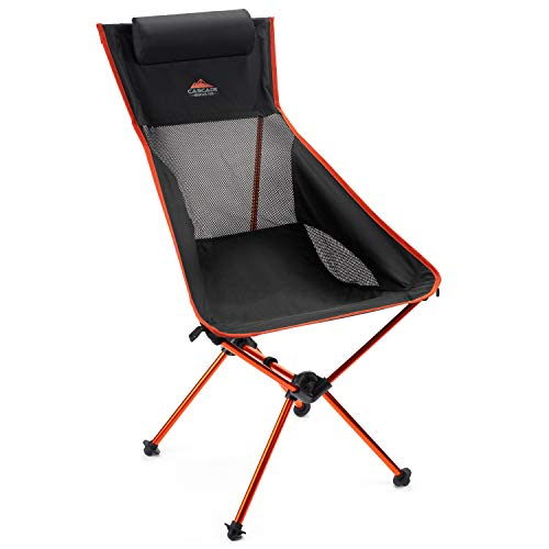 Cascade Mountain Tech Camp Chair