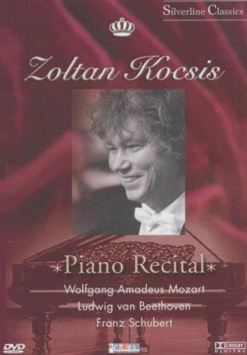 Zoltan Kocsis - Piano recital: Mozart, Beethoven, Schubert