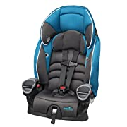 This 2-in-1 Combination Booster Car Seat fitting children from 22-110 lbs. converts from a 5-point harnessed car seat to belt-positioning booster allowing for extended use as your child grows The Maestro Harness Booster Car seat helps protect harness...