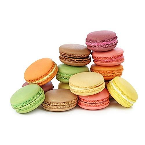 French Macarons Gift Box - 24 Assorted Macarons