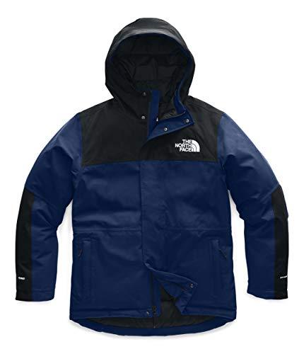 The North Face Men's Mountain Light Jacket Black