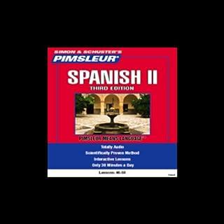Spanish II, Third Edition Titelbild