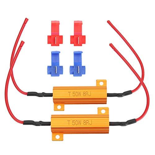 Carga Resistor, Eficaz Error Libre Conversión Error Libre Puesto de dirigente con El plastico, Metal Luces Error Libre