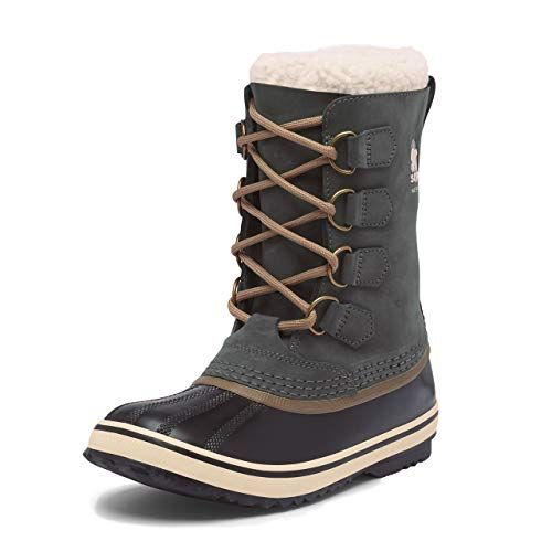 Sorel Women's 1964 Pac 2' Winter Boots, Grey Coal, 5 UK
