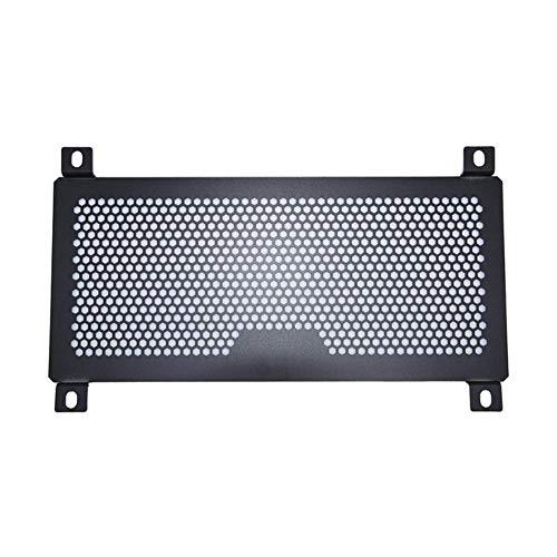 hemicala Motorrad Wasserkühlmittel Tankschutzhaube Kühlergrillschutz Dickes Aluminium Kühlschutzhaube Für NINJA650 Z650 2017-2018