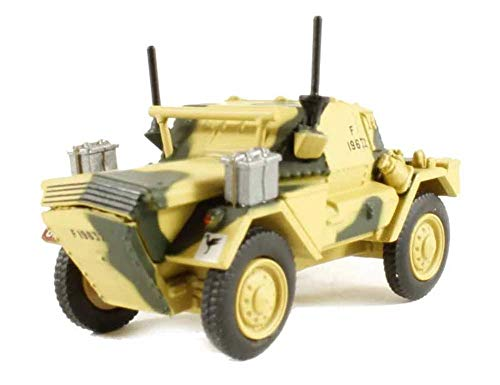 Oxford Diecast 76DSC001 Dingo Scout Car 50th RTR 23rd Armoured Brigade Tunisia