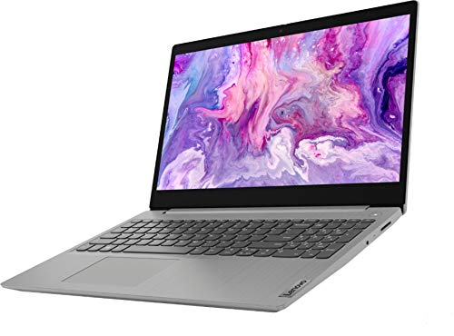"Newest_Lenovo IdeaPad 3 15"" HD Touch Screen Laptop, Intel 10th Gen i5-1035G1 Processor, 12GB RAM, 256GB SSD, Webcam, WiFi+Bluetooth, HDMI, Windows 10 S, 1-Month AimCare Support"