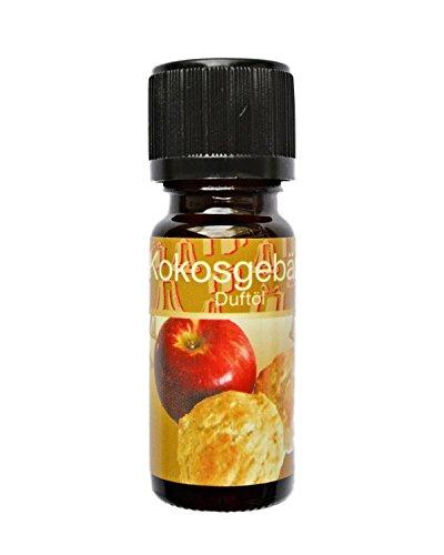 20 verschiedene weihnachtliche und winterliche Duftöle Aromaöle Raumduftöle zum wählen in je 10 ml Fläschchen (Kokosgebäck)
