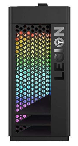 Lenovo Legion T730 Desktop Gaming, processor Intel Core i7-9700k, 1 TB, 512 GB SSD, 16 GB DDR4 RAM, grafische kaart RTX 2070 8 GB GDDR6, Windows 10, zwart
