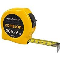 Komelon 4930IM 30-foot Yellow Professional (Inch/Metric) Tape Measure