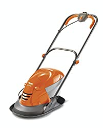 Compact and lightweight, this hover mower is ideally designed for smaller gardens so you can mow your lawn in comfort Utilises a 1400 W motor so you can tackle gentle slopes and bumpy gardens with ease Comes with a 25 cm cutting width and 11-31 mm cu...