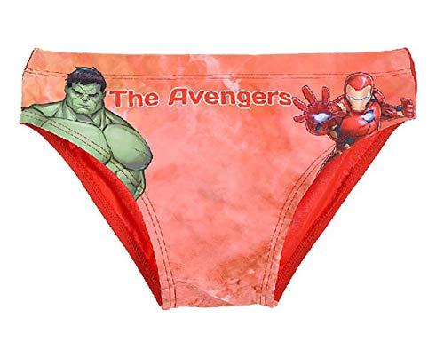 Disfraz de Los Vengadores Hulk e Iron Man Mar para niño original Marvel Slip de baño de 4 años a 10 años