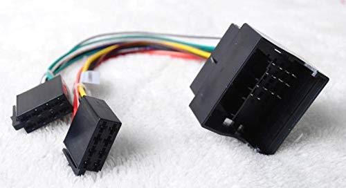 Autoradio Stereo RCN210 Cavo di conversione Quadlock/ISO for per VW GOLF PASSAT TOURAN JETTA POLO TIGUAN CADDY EOS CC