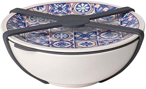 Villeroy & Boch To Go Indigo Ciotola M, Porcellana Premium, Blu, 350 ml