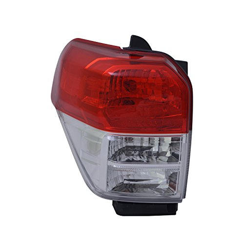 TYC 11-6506-00-1 Toyota 4Runner Left Replacement Tail Lamp
