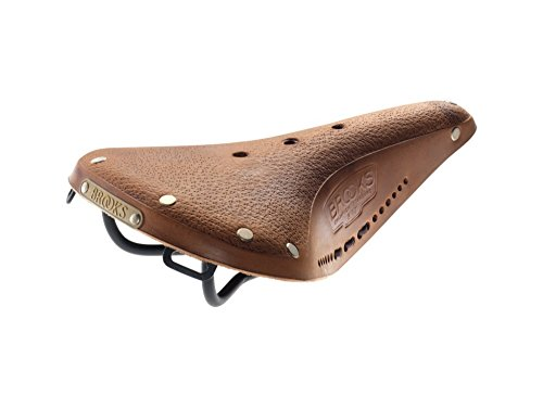 Kernledersattel Brooks B17 Stand. Aged - B211 Herren, 275x175 mm, dark tan