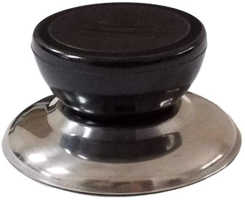 Horizon de cuisine de remplacement de batterie de cuisine Pot plastique Grip Couvercle Cover Bouton de 4,1 cm