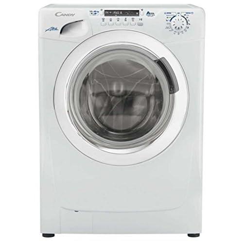 Candy - Lavadora secadora GSW4106D de 10 Kg y 1.400 rpm: Amazon.es ...