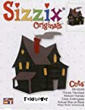 Haunted House Sizzix Die 38-0249