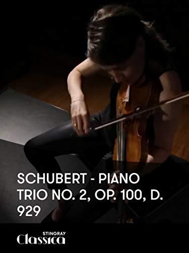 Schubert - 2. Klaviertrio, Op. 100, D. 929