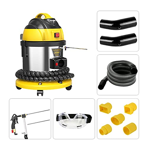 AUTOOL Automotive Engine Intake Pipe Valve Clean Machine Valvetronic System Walnut Powder Sand Carbon Deposits Cleaner Automotive Cleaning Tools AUTO Engine System Cleaners