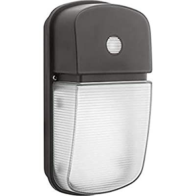 Lithonia Lighting Outdoor LED 4000k 1,414 Lumens Wall Pack, OLWP LED P1 40K 120