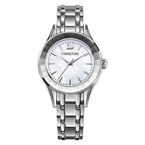 Swarovski Reloj analogico para Mujer de Cuarzo con Correa en Acero Inoxidable 5188848