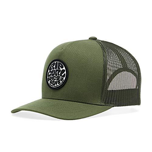 Rip Curl Gorra Wetty original. - verde - talla única
