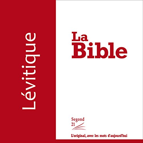 Lévitique - version Segond 21  cover art