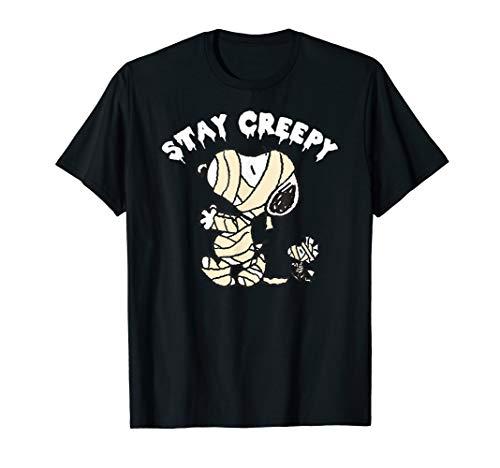Peanuts Halloween Snoopy unheimlich T-Shirt
