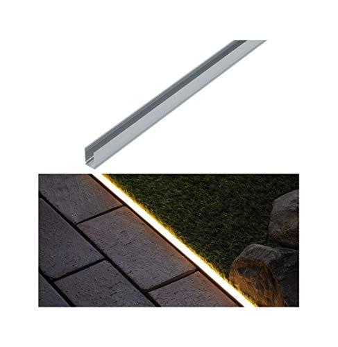 Paulmann Beleuchtungssystem Plug&Shine Profil Neon 94216 Aluminium