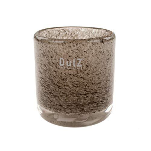 Dutz Collection Windlicht Votive H7 / D7 cm, Farbe:New Grey