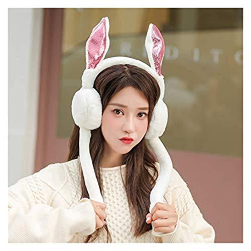 Olcubd Ohrenschützer für Frauen sind im Winter warm, süße, Bequeme und Funkelnde Ohren