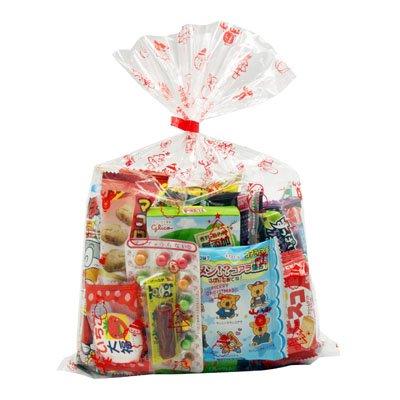 クリスマス袋 480円 お菓子 詰め合わせ (Bセット) 駄菓子 袋詰め おかしのマーチ