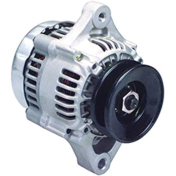 [DIAGRAM_4PO]  Amazon.com: New Mini Denso Style Alternator Replacement For GM Chevy BBC  SBC Race Cars, Street Rod, Hot Rod 1-Wire One Wire Hookup 35 Amps  Lightweight: Automotive | Denso Mini Alternator Wiring Chevy |  | Amazon.com
