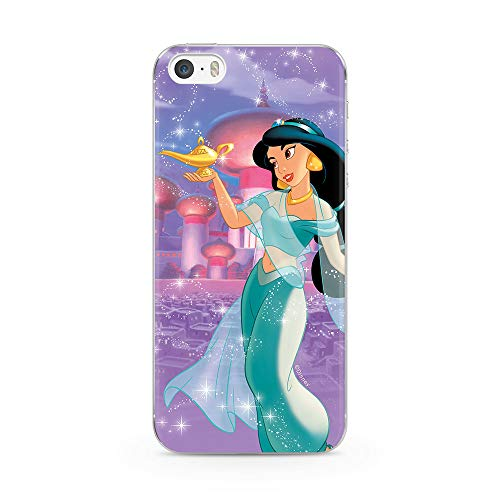 Ert Group DPCJASMIN001 Custodia per Cellulare Disney Jasmine 001 iPhone 5/5S/SE