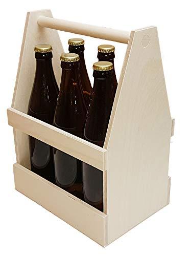 Bierträger, Flaschenträger, Männerhandtasche/Sixxpack 6er Bierträger