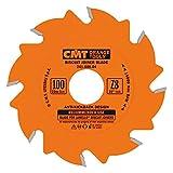 CMT 241.008.04 Biscuit Joiner Blade, 4-Inch Diameter x 8 Teeth, PTFE-Coated.