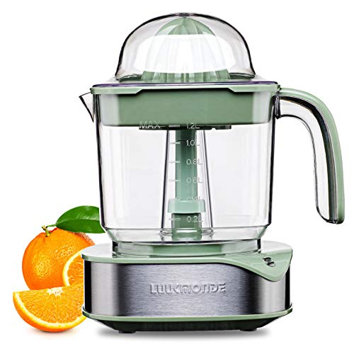 Electric Citrus Juicer 1.2L Large Volume - Orange Squeezer...