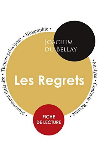 Les regrets: Fiche de lecture
