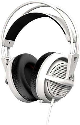 SteelSeries Siberia 200 Gaming Headset - White (قبلا Siberia v2)