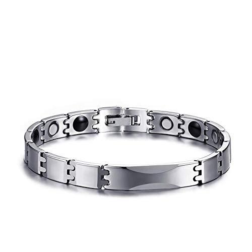 Armband,Herren Armband Männer Hand Armband 8MM Wolfram Stahl Armband Farbe senden Sie Freunden und verwandten,Das Armband der Liebe