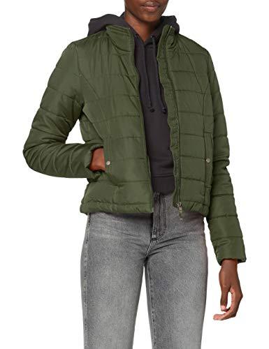 VERO MODA Damen VMSIMONE AW20 Short Jacket GA BOOS Jacke, Black Forest, M