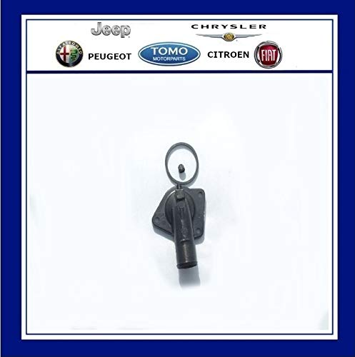 Kit de termostato original para Citroen Berlingo, C4, C5, Xsara y Picasso 2.0 HDI