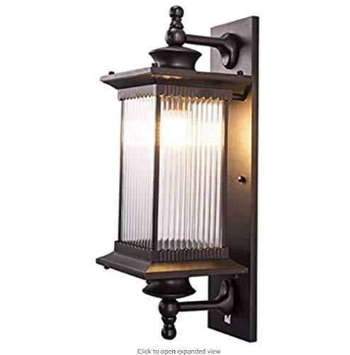 WEM Lámpara de pared Novedad, Modern H? Larter Hierro Led E27 Lámparas Sala De Estar Dormitorio Noche