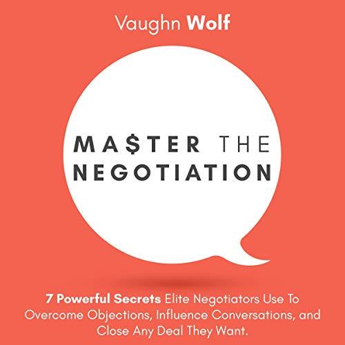 Master the Negotiation Titelbild